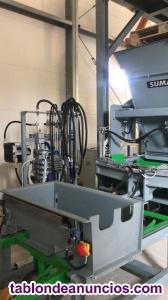 La máquina de bloques SUMAB R 400