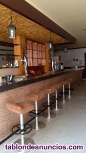 Se vende o alquila bar cafeteria en sant feliu guixols