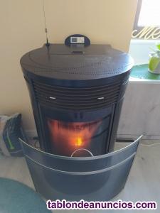 Vendo estufa de pellet en perfecto estado