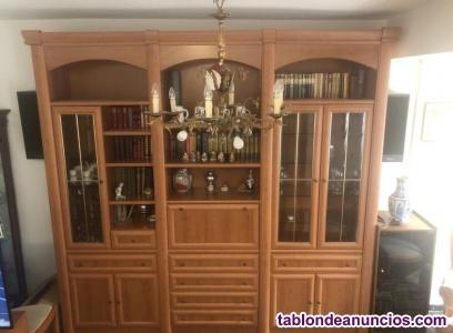 Mueble de salón completo seminuevo