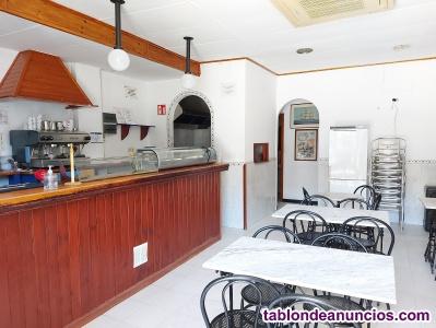 Alquilo Bar con licencia activa, cerca Hospital de Calella -