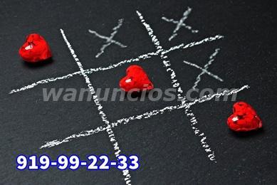 Especialistas en la Videncia del Amor 15 min 6 eur - A