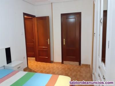 Alquiler habitación a estudiantes en piso céntrico