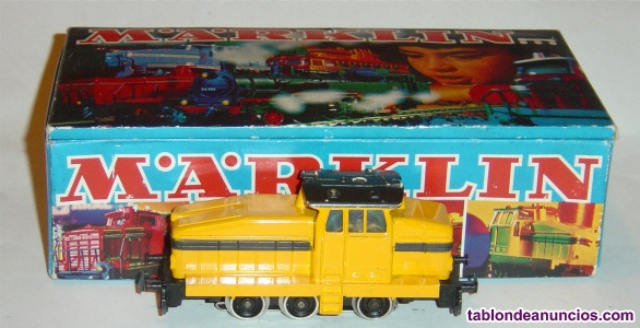 Marklin ho, locomotora diesel dhg 500 ref. , ¡digital