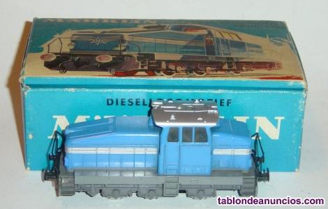 Marklin ho, locomotora diesel digital dhg 500 ref. ,