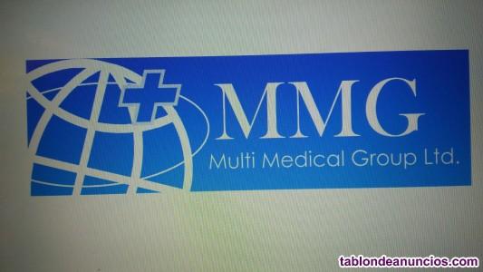 Se vende empresa intermediario de medicinas con 16 licencias