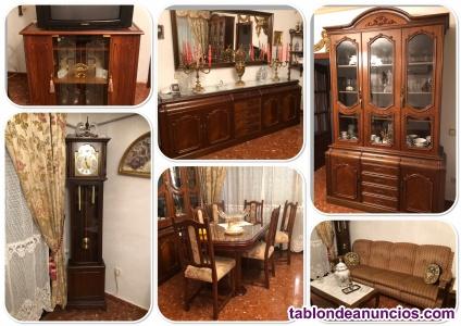 Lote muebles vintage