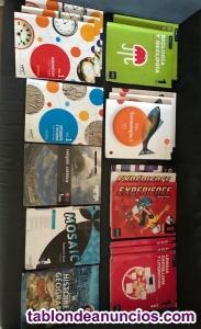 Vendo libros de texto 1 ESO