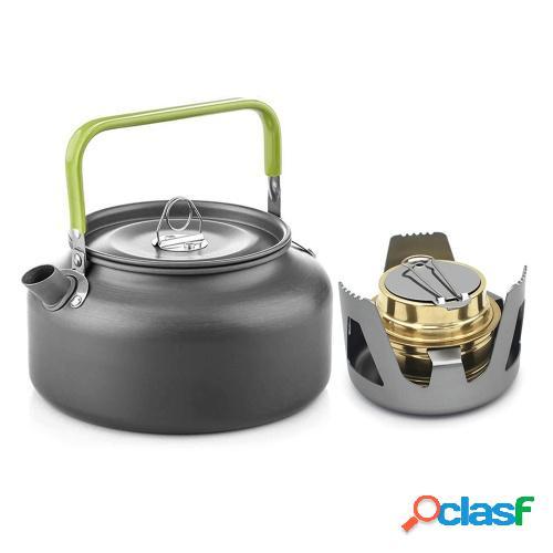 1.2L Portable Water Kettle Water Pot Teapot Coffee Pot