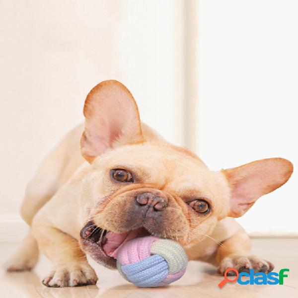 1 pieza creativa Perro juguetes Diseño Cuerda Gato juguetes