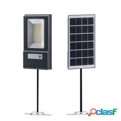 150 LED Luz de pared de inducción humana solar 3 metros