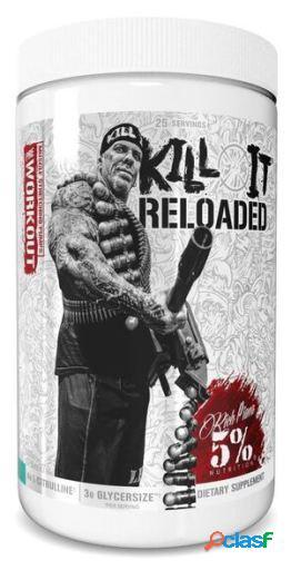 5% Nutrition Kill It Reloaded Serie legendaria 512 gr Beach