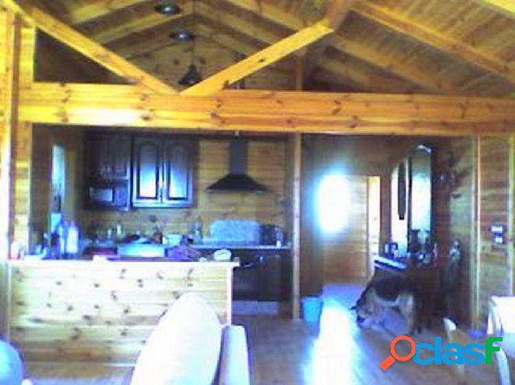 ALMODOVAR - Parcela de terreno de 3000 m2 y casa madera