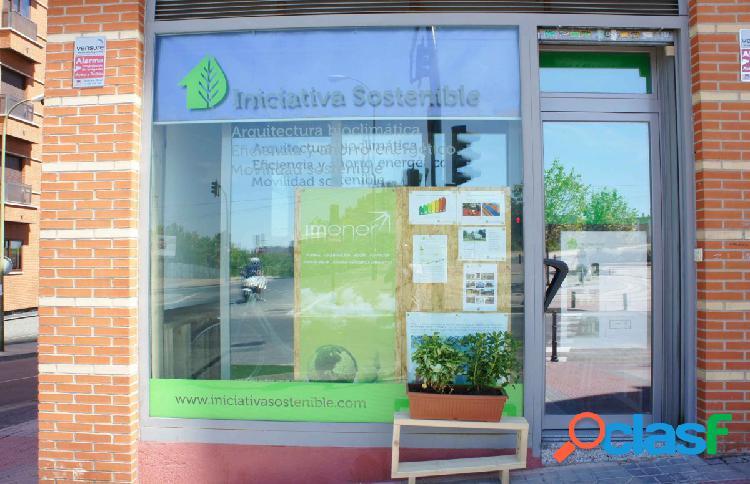 ALTTER VENDE - Local en Madrid (Zona Valverde) de 60 m2 en 1