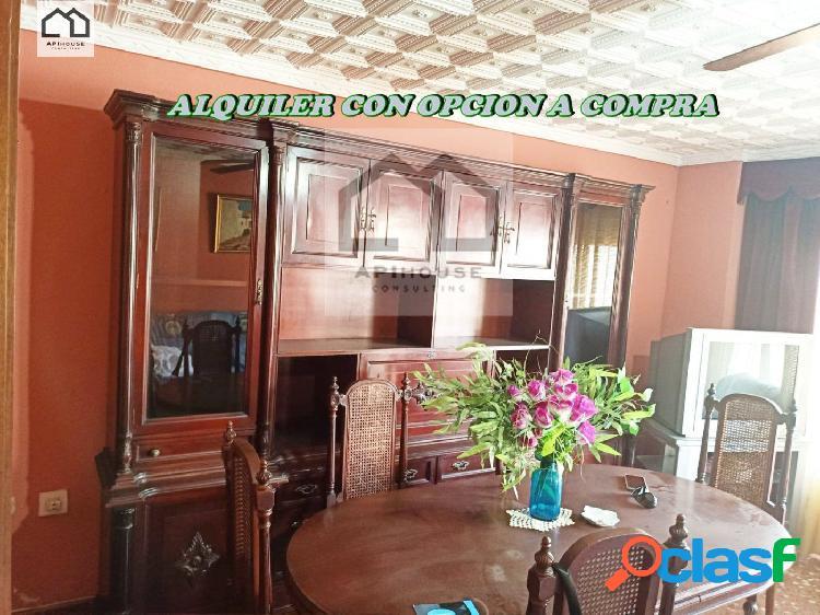 APIHOUSE ALQUILA CON OPCION A COMPRA ACOGEDOR ATICO EN