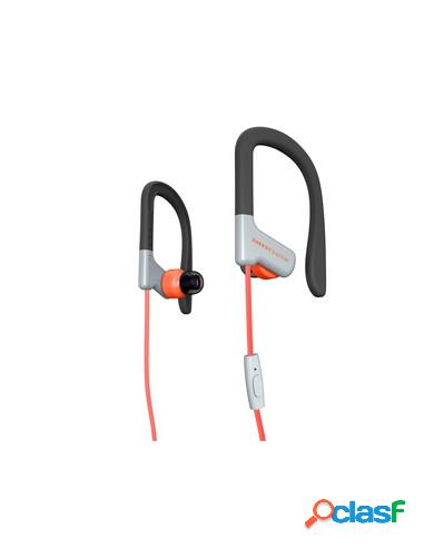 AURICULAR + MIC ENERGY EARPHONES SPORT 1 RED