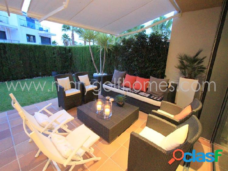 Adosado en Residencial Exclusivo Junto a Playa de San Juan y