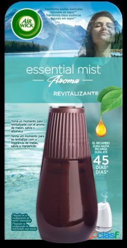 Air Wick Ambientador Essential Mist Revitalizante recambio