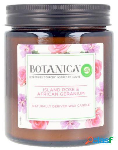 Air Wick Botanica Vela Rose & African Geranium 205 gr