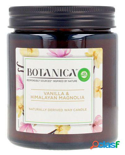 Air Wick Botanica Vela Vanilla & Himalayan Nagnolia 205 gr