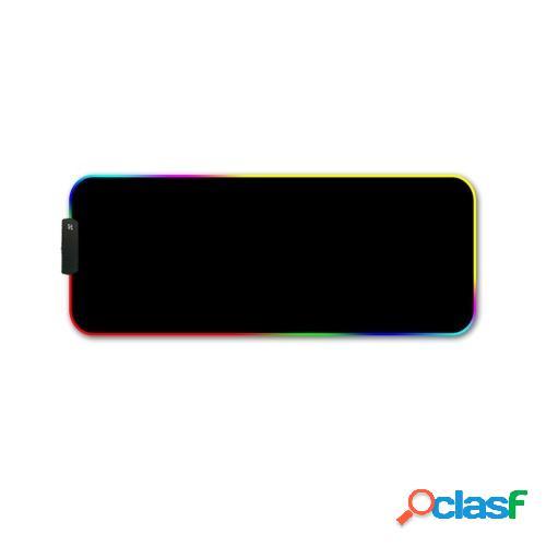 Alfombrilla de ratón luminosa RGB Alfombrilla de ratón