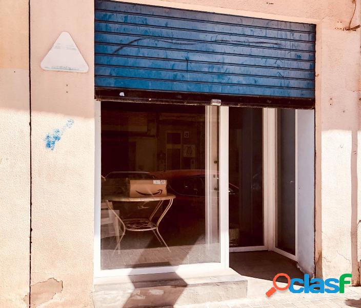 Alquiler bajo comercial en Benimamet