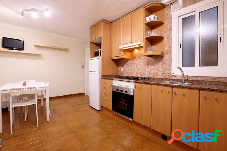 Apartamento Renovado en Poblenou
