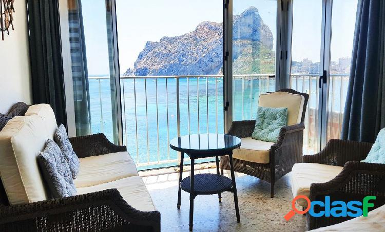 Apartamento con Vistas al Mar en Calpe