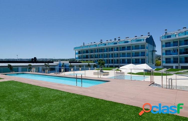 Apartamento con vistas al mar en Javea