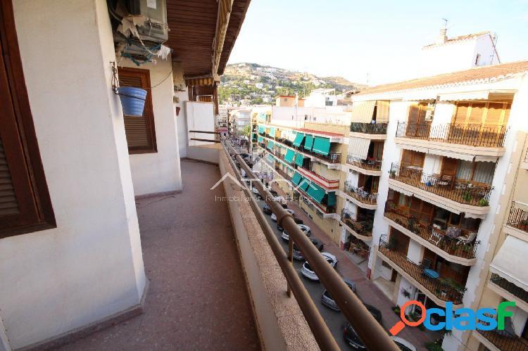 Apartamento en el Puerto de Javea de 2 dormitorios con