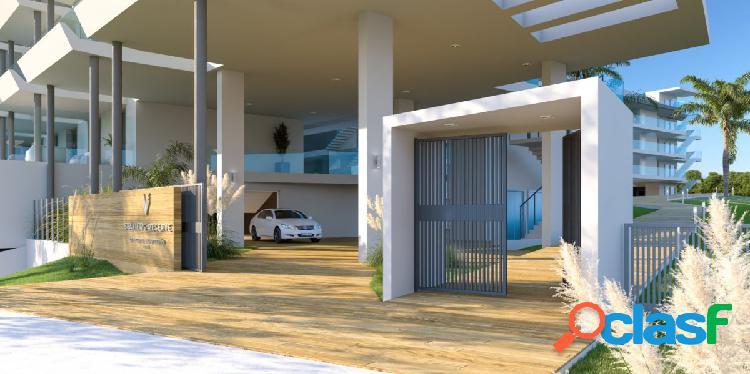 Apartamentos de 2 dormitorios con terraza y vistas al mar