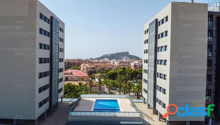 Apartamentos de obra nueva en Alicante
