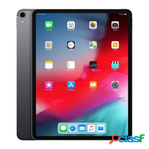 "Apple ipad pro (2018) 12,9"" 64 gb wifi gris espacial"