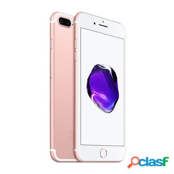 Apple iphone 7 plus reacondicionado 128gb oro rosa (rose