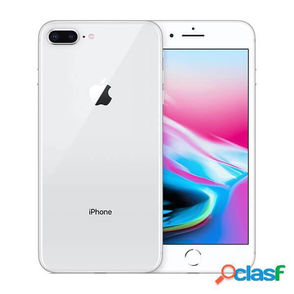 Apple iphone 8 plus reacondicionado 64gb plata (silver) -