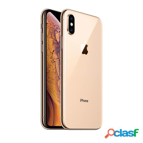 Apple iphone xs reacondicionado 64gb oro (gold) - grado a+
