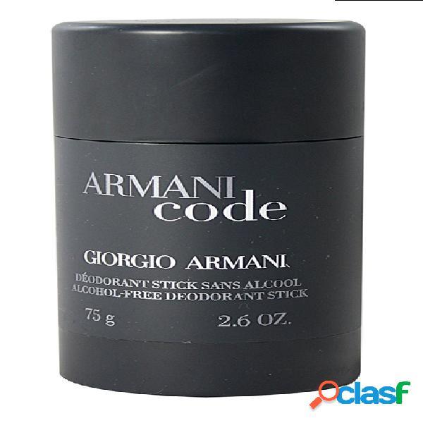 Armani Líneas de Baño Hombre Code Men (Deodorant Stick)