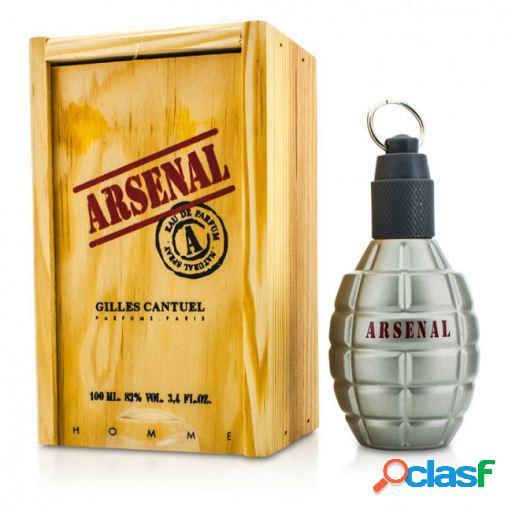 Arsenal Grey Eau de Parfum 100 ml