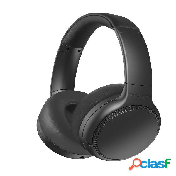 Auricular Diadema - Panasonic RB-M700BE-K Negro