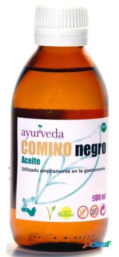 Ayurveda Aceite de Comino Negro Bio 500 ml