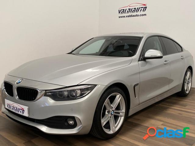 BMW Serie 4 Gran Coupé diesel en Aranguren (Navarra)