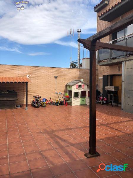 Bajos con fantástica terraza en Rubí