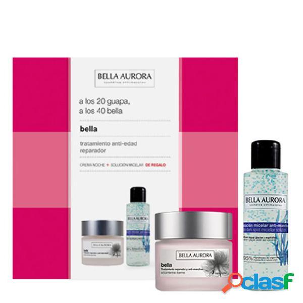 Bella Aurora Bella Night Ritual Cream 50ml + Micellar