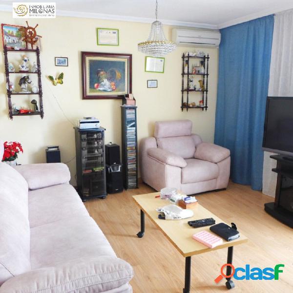 Benidorm- Zona Centro, Amplio piso en pleno centro de