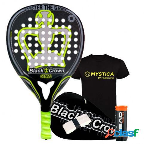 Black Crown Genius 2021 360 - 370 gr U