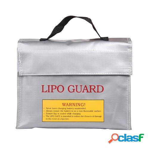 Bolsa segura para batería Lipo a prueba de fuego a prueba