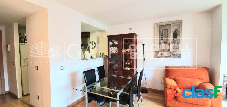 Bonito piso de una habitación en Escaldes con buenas vistas