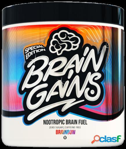 Brain Gains Black Edition BrainBow 300 gr
