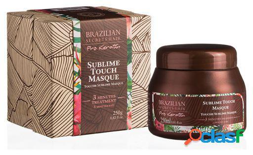 Brazilian Secrets Hair Mascarilla Keratina Sublime Touch 250