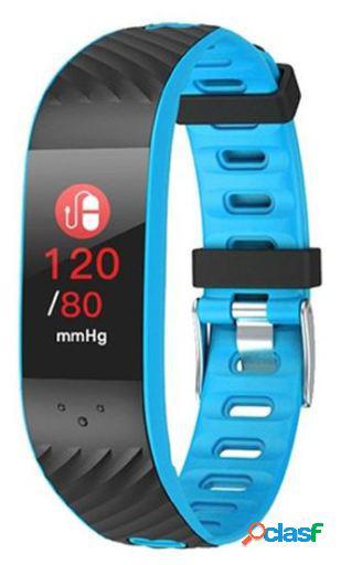 Brigmton Pulsera de Actividad Bsport oled Bluetooth Azul